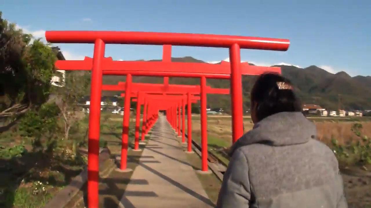 島根にあるパワースポット「粟津稲生神社」の珍風景って?