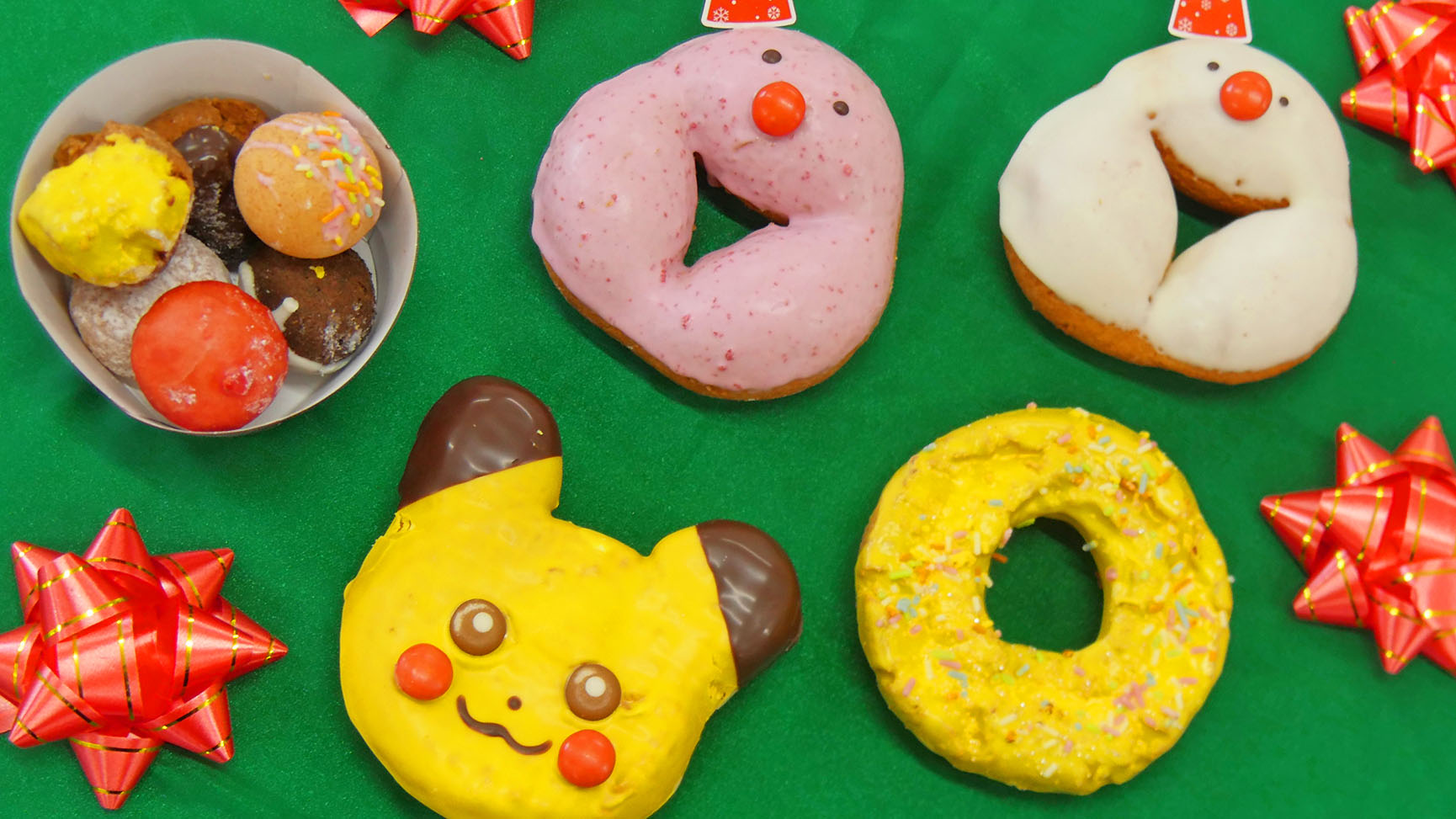 クリスマスはミスドでポケモンGETだぜ!限定ドーナツを探しにいこう!