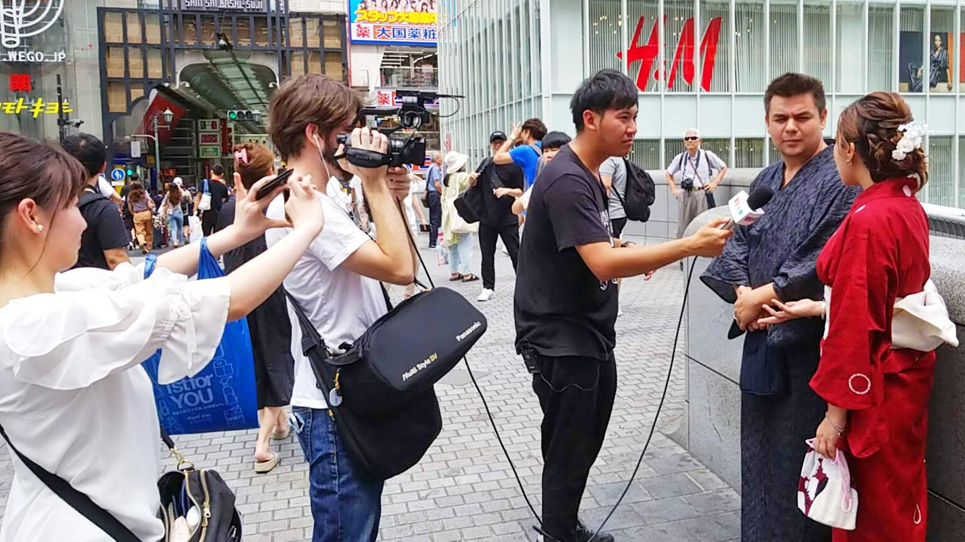 【外国人インターン生リポート 2018・夏】ケルヴィンさん