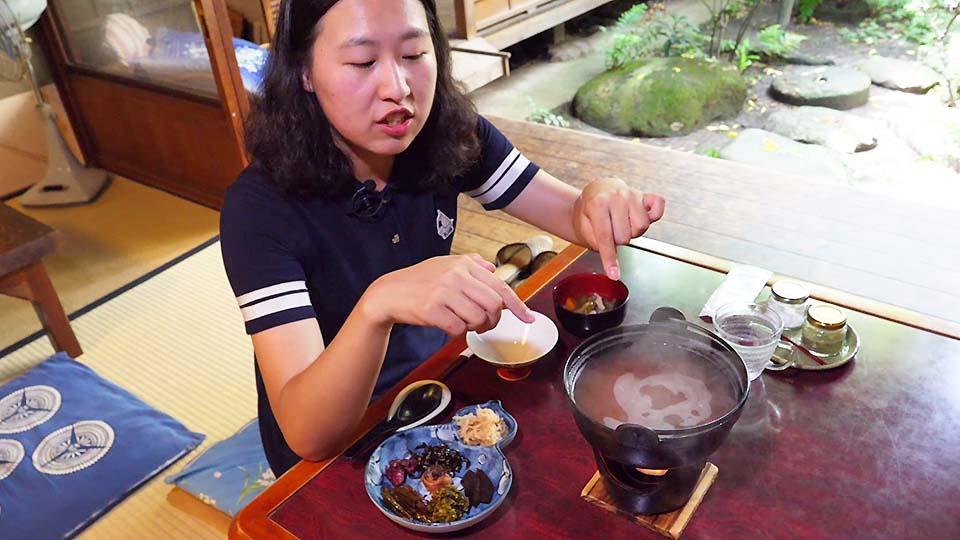 あったまる!古都・奈良の伝統朝ご飯「茶粥」