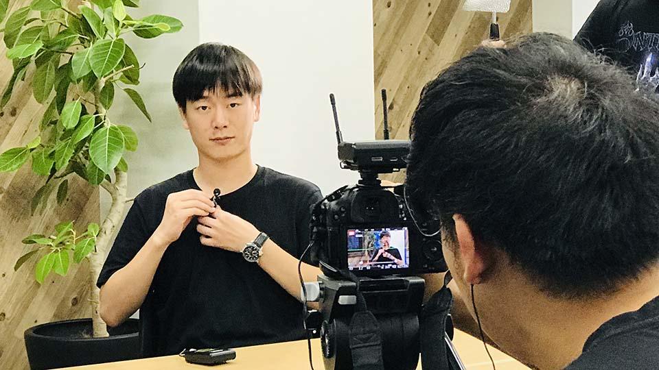 【外国人インターン生リポート 2019・夏】李 雪剑さん